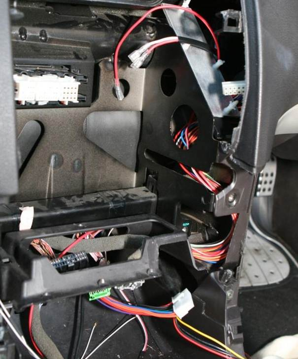 Ford Falcon BA-BF Custom Carputer Guide - Hard Answers